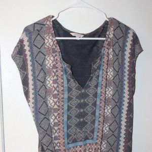 LUCKY BRAND Sleeveless Size Large